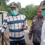 Pasca Banjir Wagub Jatim Pantau Mesin Pompa Air di Sampang