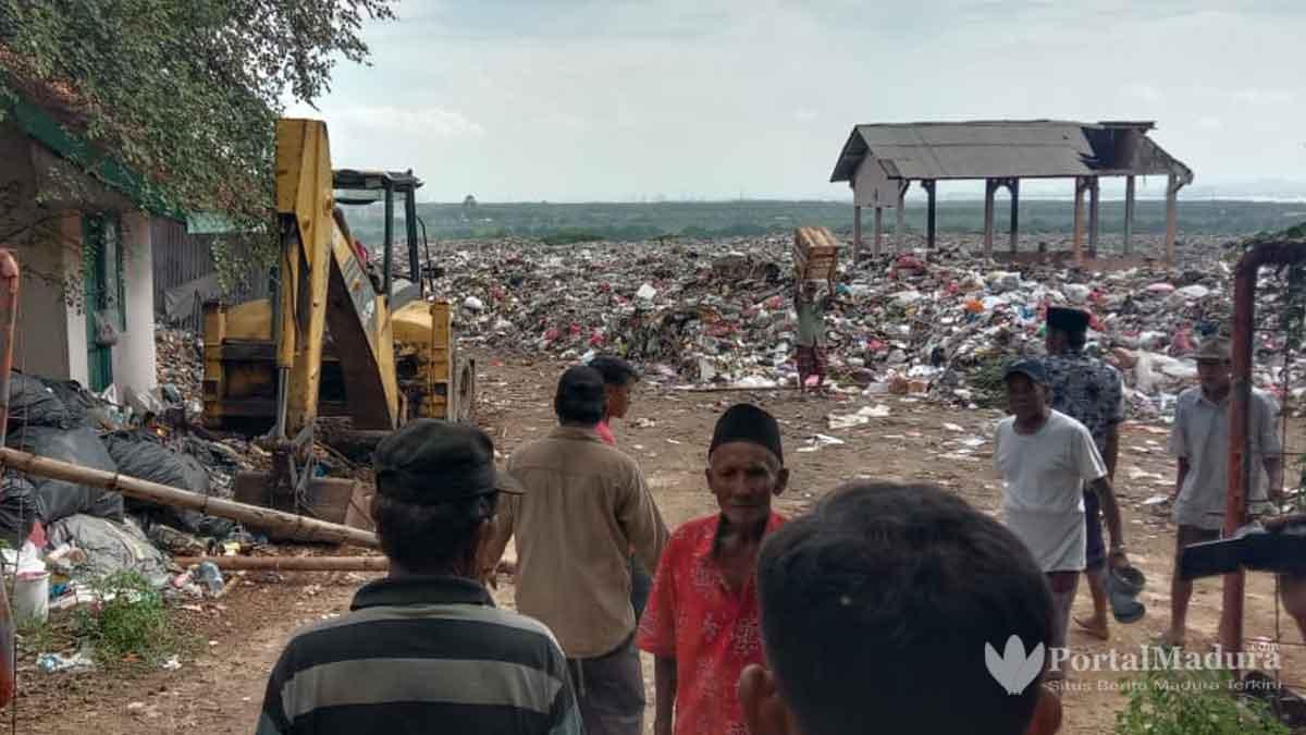 Pemkab Bangkalan Akan Buka Lagi TPA Buluh Yang Ditutup Warga