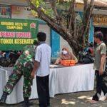 Tindak Pelanggar Prokes, Petugas Gabungan Sasar Objek Wisata Sampang