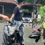 Motor Vs Pikap Pemotor Dievakuasi ke Sangkal Putung