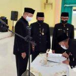Tiga Pejabat Fungsional Kemenag Sumenep Dilantik