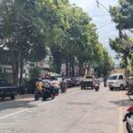 Ancam Laka Ini Biang Kerok Kemacetan Jalan Panglima Sudirman Sumenep