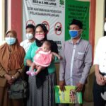 Bayi Yang Diduga Tertukar Diserahkan pada Orang Tuanya