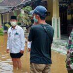 Warga Diminta Tetap Waspada Hujan Gerimis Masih Landa Lokasi Banjir Sumenep