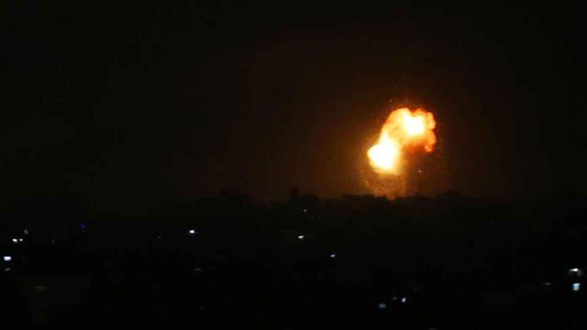 Israel Melanjutkan Serangan Udara ke Gaza